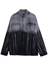 XITAO, тонкое свободное ретро пальто, модное, новинка, хит, цвет, весна 2020, карман, богиня, веер, повседневный стиль, миноритарное, повседневное п...(Китай)