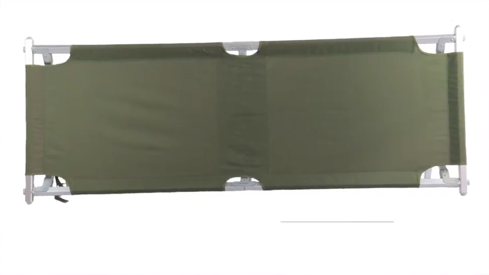 AEN-ST099 New Style Outdoor Army Field Klappbares Camping bett
