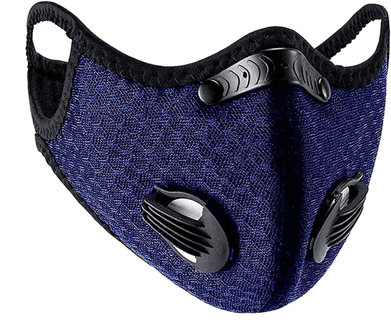 Защита для лица для бега, езды на велосипеде, защита от пыли, ветра