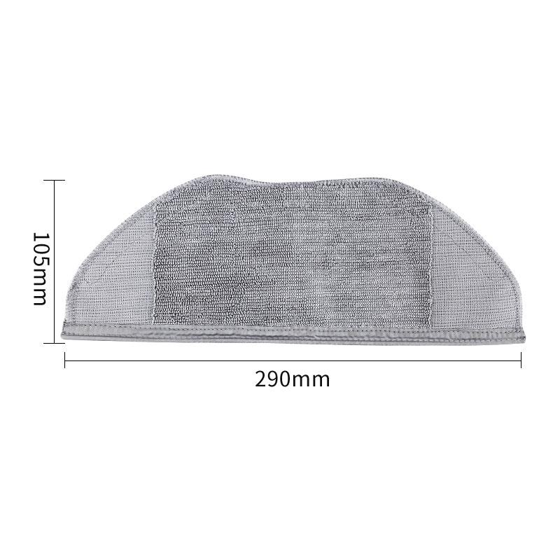 Моющаяся тряпка для швабры Xiaomi Mijia G1, аксессуары для пылесоса, тряпочка для швабры, запасные части для пылесоса