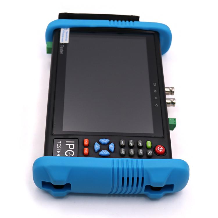 1280*800 Resolution 4K HD CCTV Tester IP Camera Tester Digital Multimeter TDR cable test