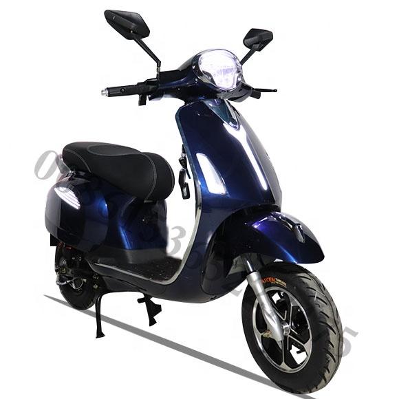 Популярный дешевый Электрический скутер из Индии 1000 Вт 48 в 60 в CKD для взрослых, мотоцикл, Электрический скутер