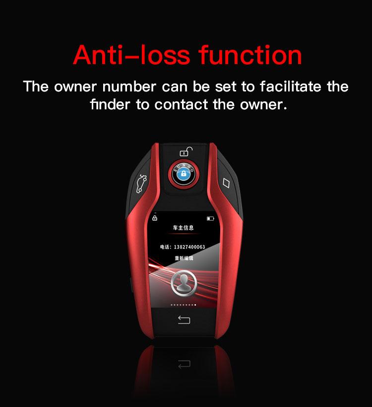 Hot Sale Original Smart Upgrade To Digital Smart Car Key