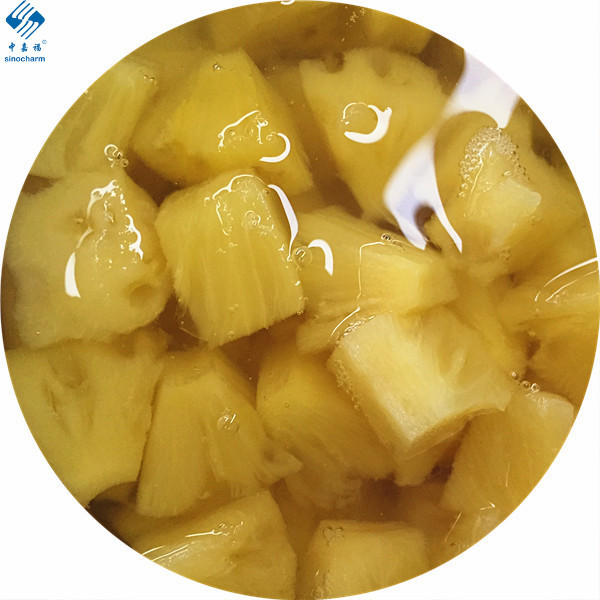 Canned Pineapple Tidbit in Syrup