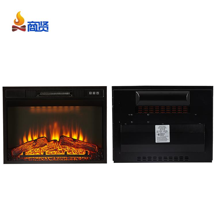 Современный декоративный инфракрасный нагреватель для камина 23 дюйма