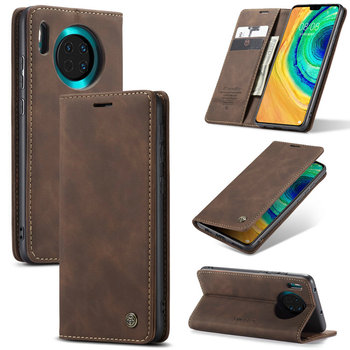 CaseMe Anti-Fall for Huawei Mate30 Leather Case Wholesale Price Accessories Phone for Huawei Mate30 pro Case Wallet Card Holder
