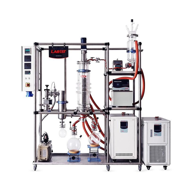 Лидер продаж, пленочное оборудование для молекулярной дистилляции, доставка из США