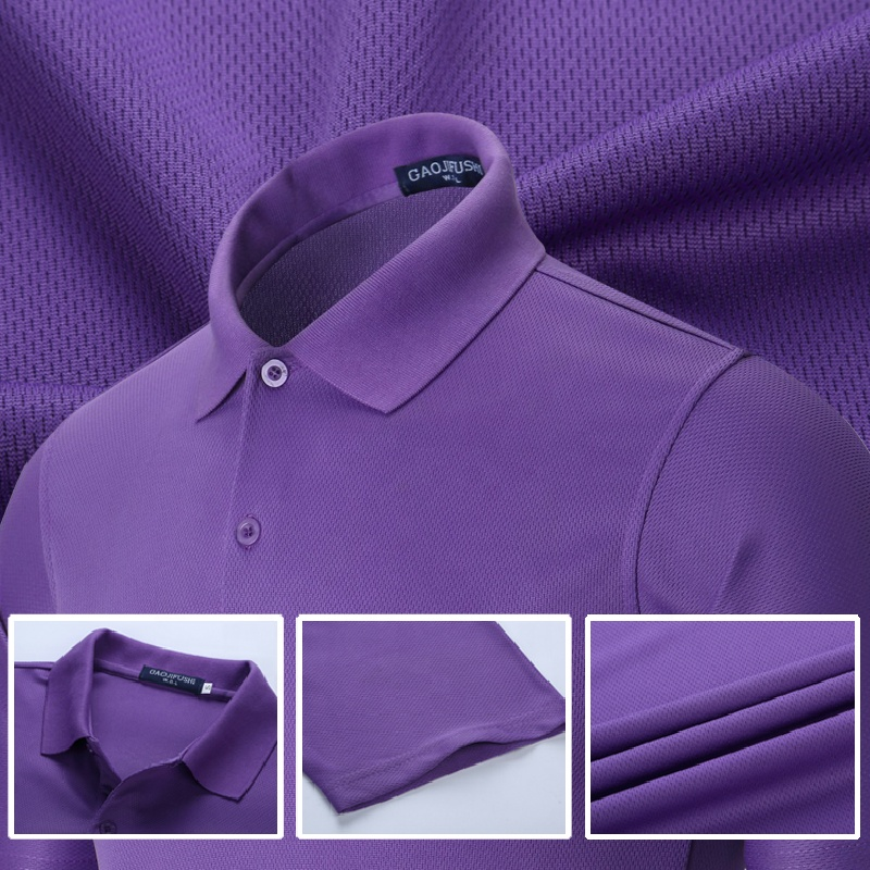 Excellent manufacturer selling fabric type w oven dry fit custom polo shirt mens for motion