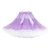 Light purple + white