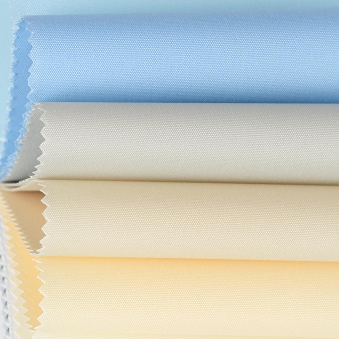Sunshine fabric roller blinds for hotels