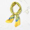 #157 el boyalı gül sarı