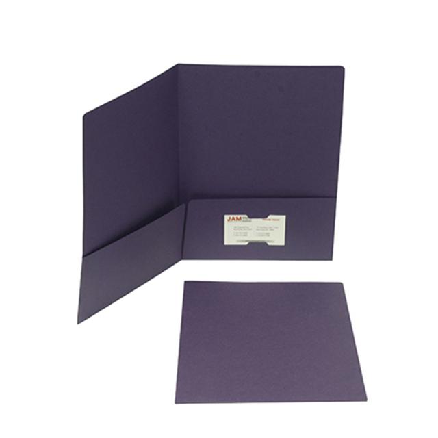Папка для документов и визитных карточек с логотипом на заказ