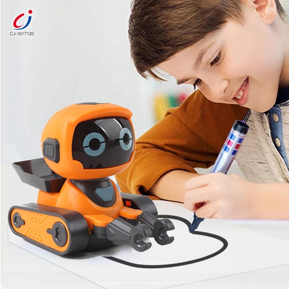 Новинка, детская интеллектуальная программируемая игрушка, электрический пульт дистанционного управления