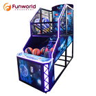 Game Basketball Game Arcade Game Machine Fancy Orange Green Blue Colors Shooting Street Basketball Arcade Game Machine
