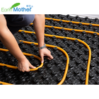 Heating System Underfloor Heating Systems Water Proof High Quality Insulated Underfloor Heating Panel System