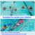 2020 beginners swimming board children adult swim floating board back floating swimming assistant board