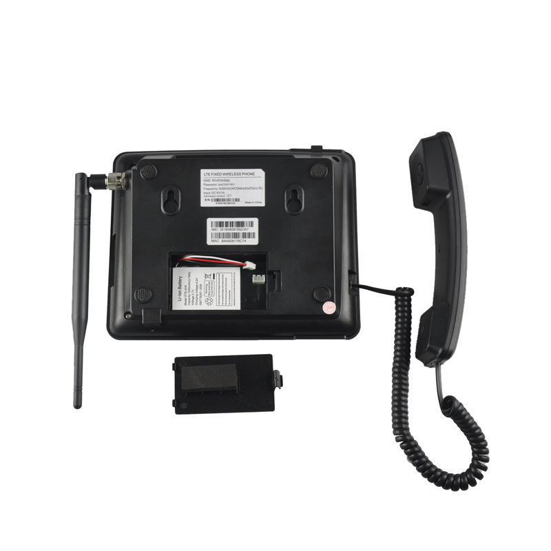 LTE 4G GSM Desktop Phone with Wifi Hotspot+SIM Card 6688 Android Cordless Fixed Wireless Telephone