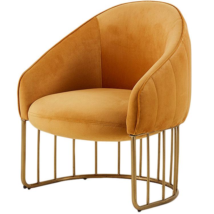 Sales department negotiation  automobile 4S shop senior club dining  office light luxury reception chair