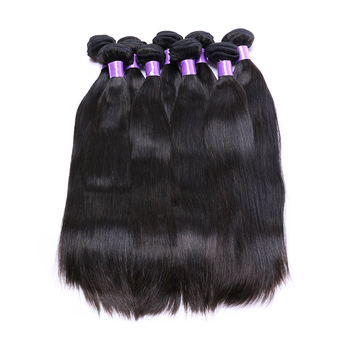 Chloe Factory Wholesale Unprocessed Raw Indian, Mongolian, Peruvian Straight Hair