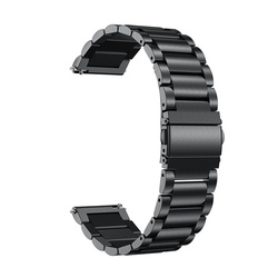 3 Link Metal Watch Straps Bracelet Wristband For Samsung Watch 4/4 Classic Luxury Watch bands