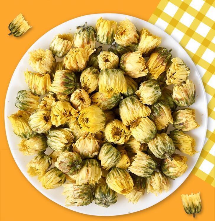 Chinese Handmade Blooming Chrysanthemum Tea Balls Eu Standard OEM Flowering Tea Organic Floral Bloom Tea Bag Packaging GAP Shelf - 4uTea | 4uTea.com