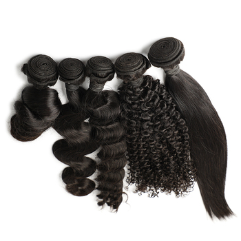 CUSTOMIZED Top Quality 100% Human virgin Hair,High Quality Full Cuticle Double Weft,No Shedding and No Tangle Hair Products