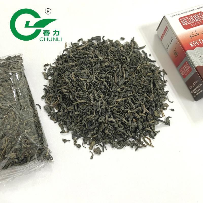 the vert de chine 25g Special Extra-Fin Chunmee 41022 Price Per kilo West Africa Mali Super Qualite - 4uTea | 4uTea.com