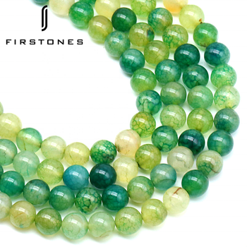 Manufacturer Gem Agates Green Dragon Veins Agate Gemstone Buyers