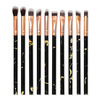 06 Black marble eye brush