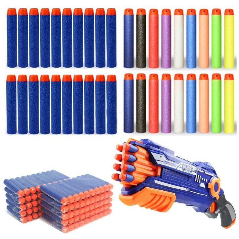 Рождественский подарок, новые идеи, пули для пистолета, мягкие пули для игрушки, рождественский подарок для детей, идея для нового продукта 2021