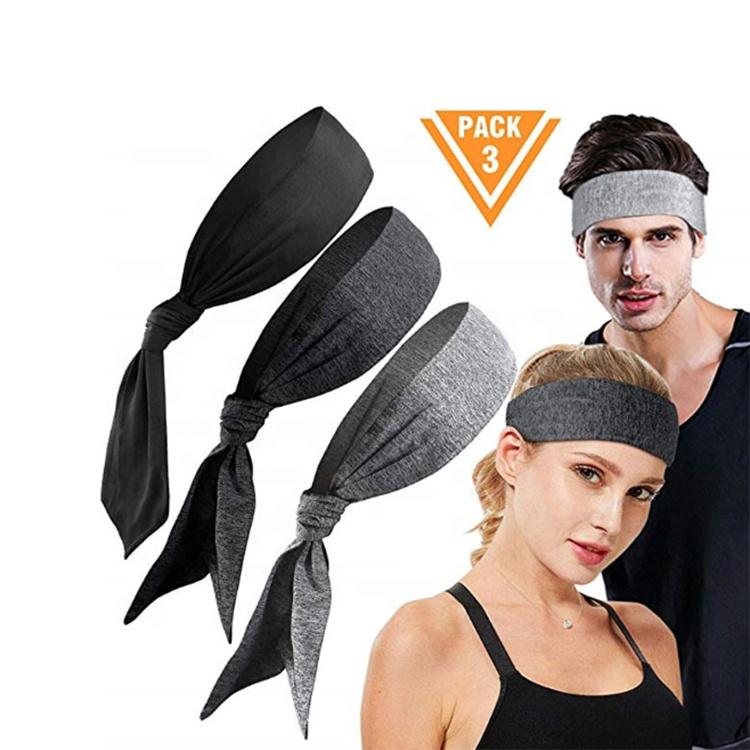 Удобная тканевая крутая Спортивная головная повязка на голову с дизайном под заказ
