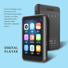 Player Mp3 New Full Screen Touch FT9 Mp4 Player Music Player 8G/16G BT Wireless Hifi Mp3 Player