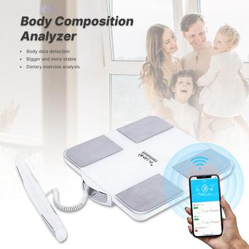 Wireless Body Composition Analyzer Bioelectrical Impedance Analysis Body Fat Scale Factory Wholesale
