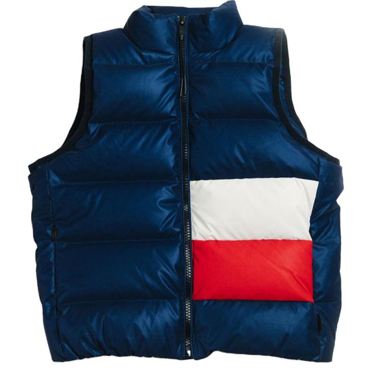 Children Down Tank Top Kid's Warm Vest Feather Underwaist /Singlet Students Custom Sleeveless Garment