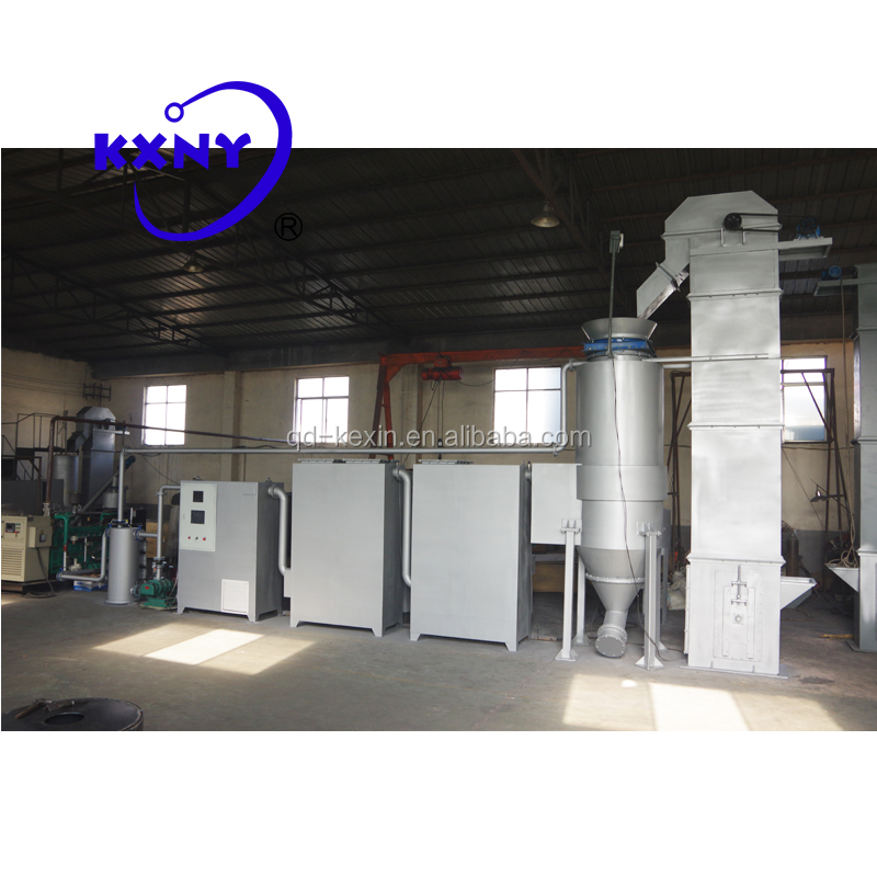 How to use biomass to generate electricity?KX-150SA biomass gasification power generation equipment