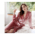 2020 pajama women nightwear pleuche robe satin silk romantic sleepwear
