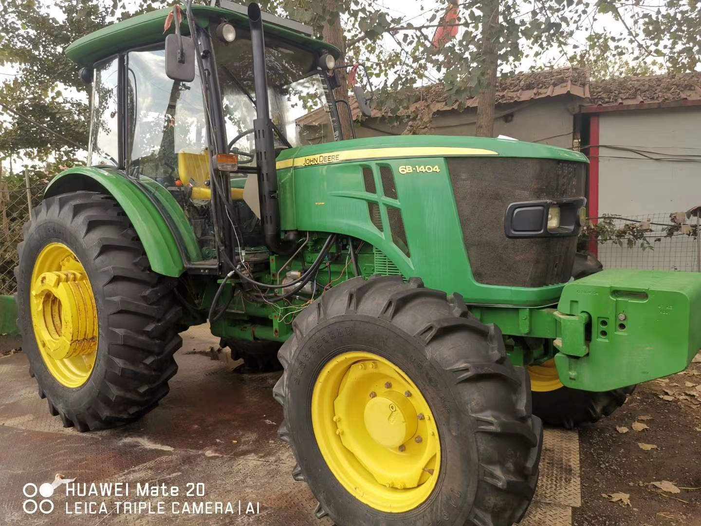 used tractor John for sale deere 5E-954