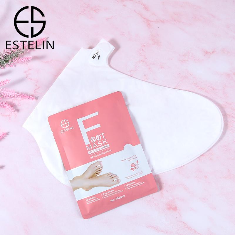 Moisturizing Spa For Hands ESTELIN Vitamin C Anti-Aging Hand Mask