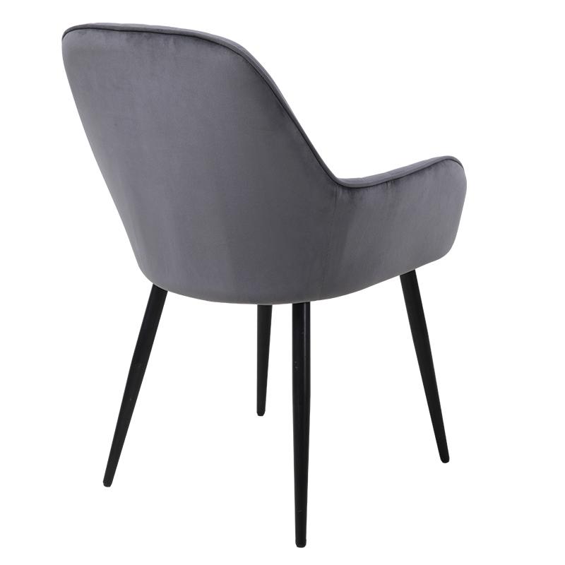 Оптовая продажа, обеденный стул, современная мебель для столовой, металлический скандинавский обеденный стул, обеденный стул
