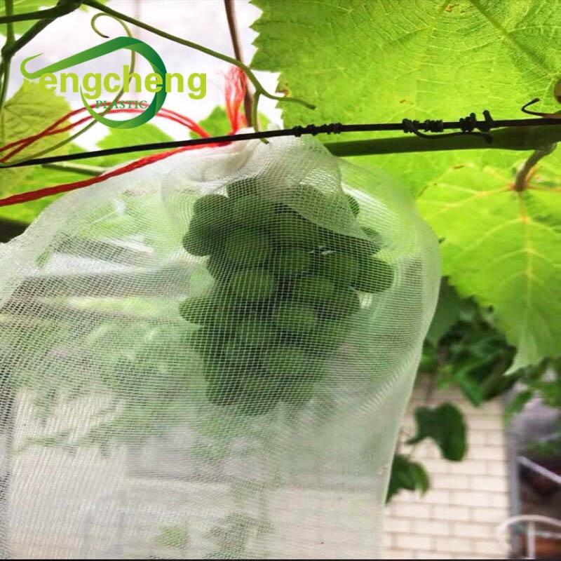 2020 60 сетчатая сельскохозяйственная сетка с защитой от насекомых, тканевые защитные мешки для винограда, крышка для фруктов