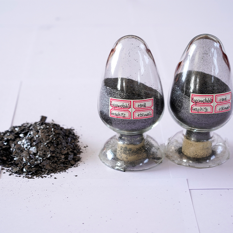 flame retarding graphite high carbon 99% 100mesh high pure expandable graphite powder with excellent electrical conductivity