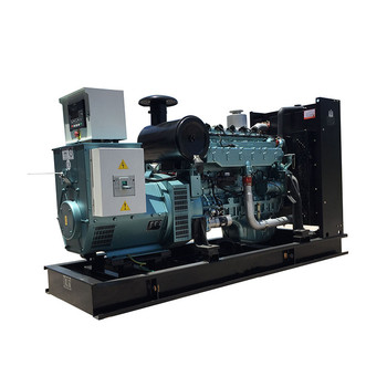 Heavy duty industrial 150kw CNG LNG electricity 200kva 160kw power generator natural gas