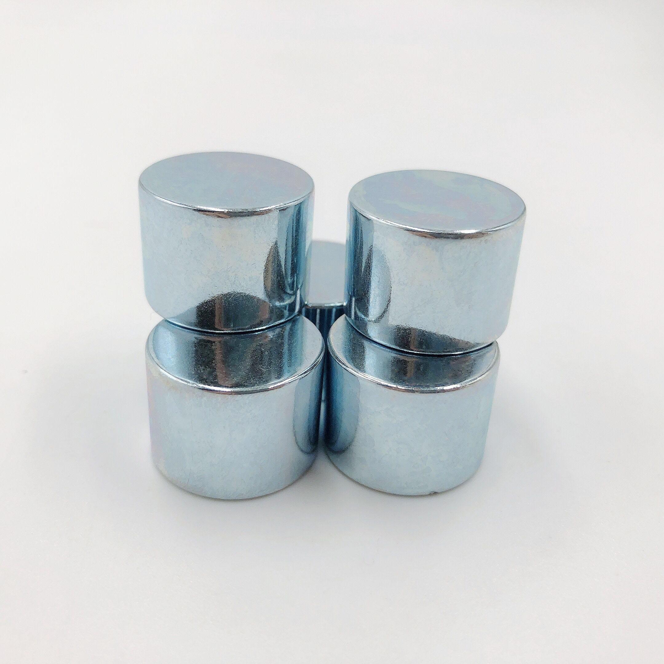 Factory Custom Cheap Golden Supplier Hard Round Small Circular Neodymium Magnet N52