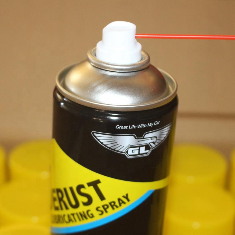 GL 200ML anti rust spray /USA formula rust remover