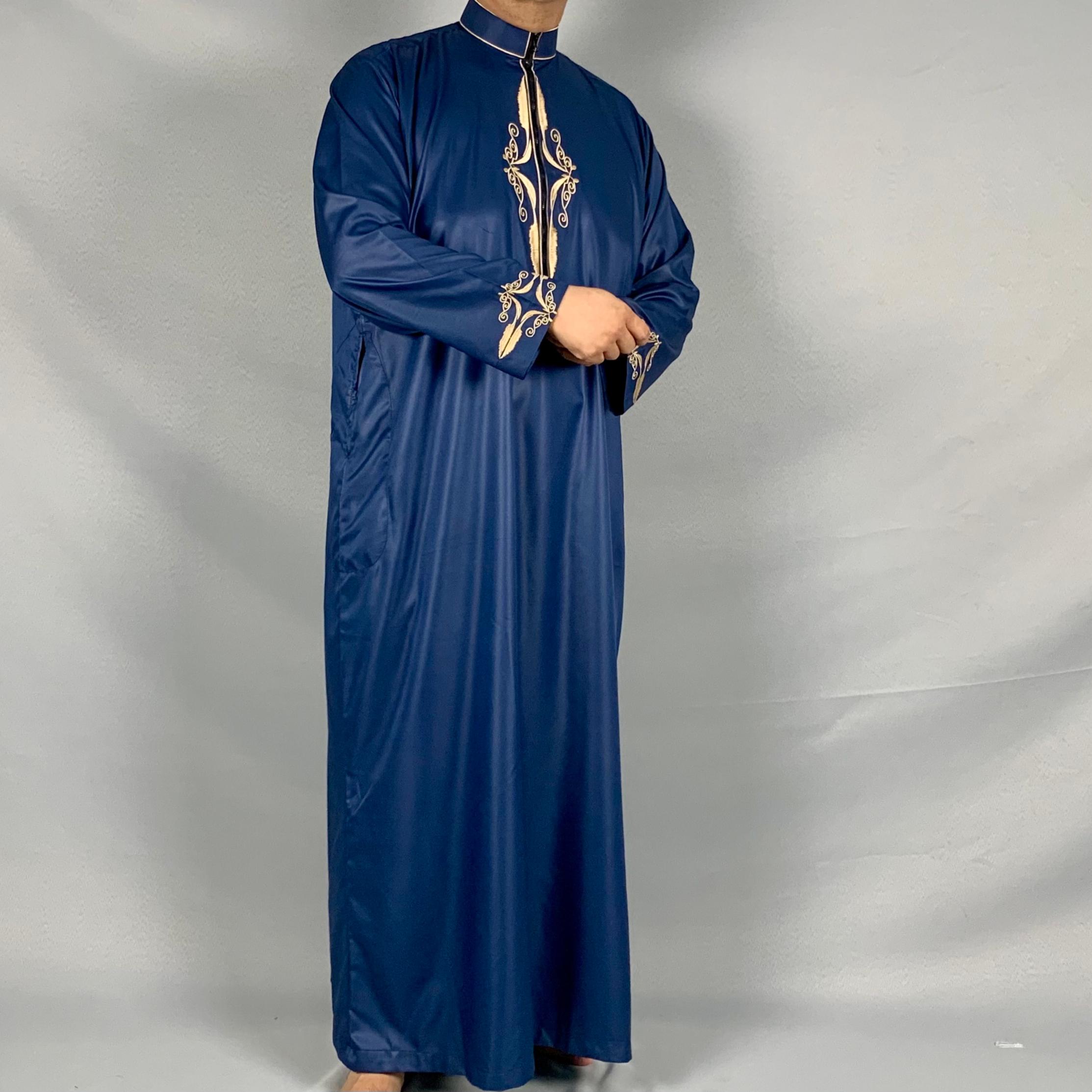 NEW Design 2020 islamic thobe for men African men clothing