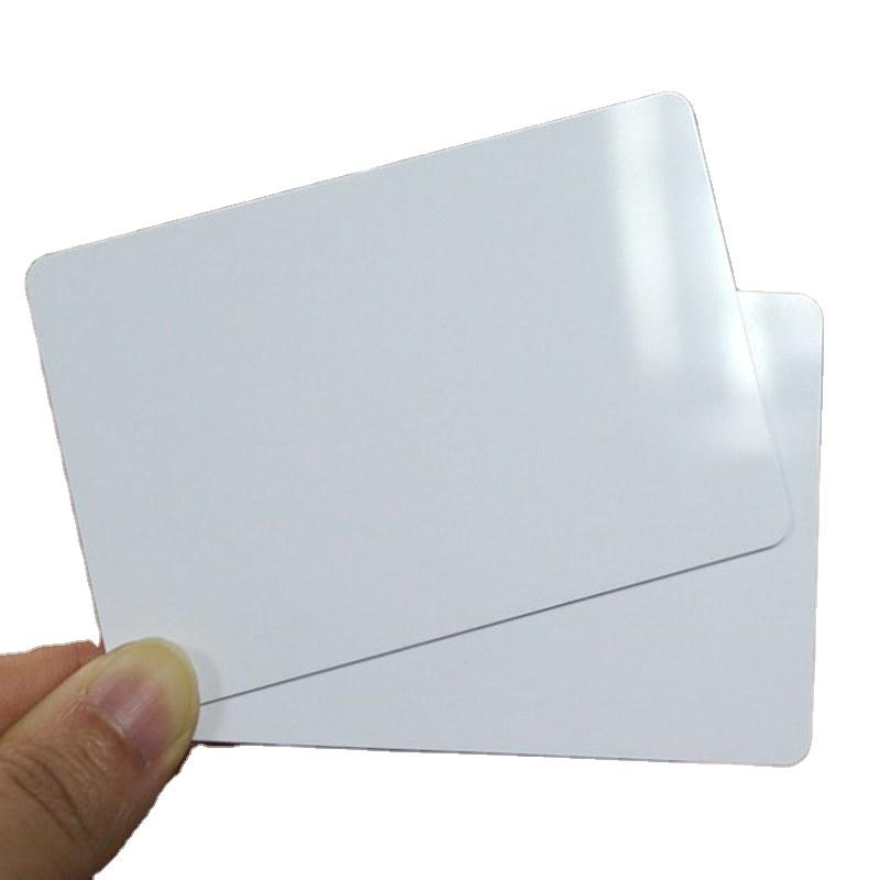 Материал ПВХ Id карты пвх пластиковый лист для ID карты