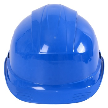 Factory price wholesale BLUE Color ABS welders cap hard hat liner fast track catcher clip for Industry Engineering Construction