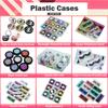 Casos de plástico-2