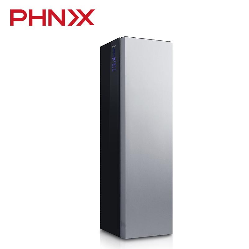 Нагревательный насос PHNIX 75c R134a, тепловая помпа 300 л для жилых помещений, воздушный водяной инвертор