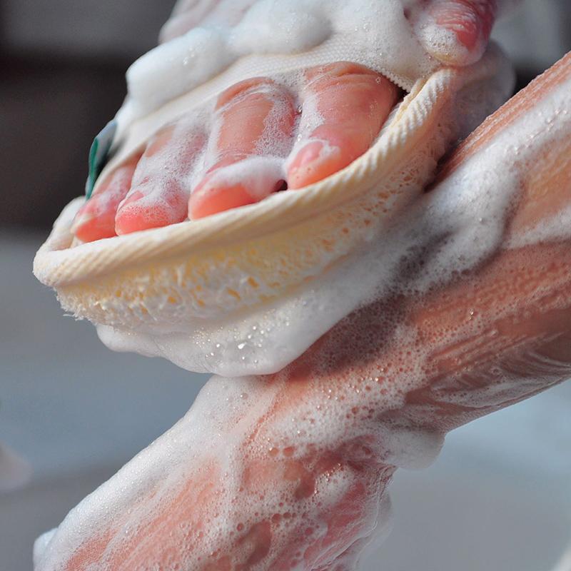 Натуральные биоразлагаемые губки для отшелушивания люфы